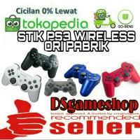 STIK PS3 WIRELESS / STICK PS3 WIRELESS ORI PABRIK / OP
