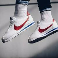 Sepatu Nike Cortez Forrest Gump Unizex Sneakers pria wanita terbaru