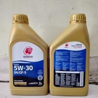 Oli Mobil Idemitsu 5W30 5W-30 5-30 5/30 5W/30 Full Syn Kemasan 1 Liter