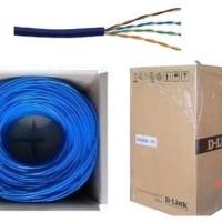 jual D-LINK Cable UTP CAT 5e ( NCB-5EUBLUR-305 )