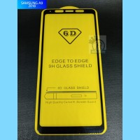 TEMPERED GLASS 5D FULL COVER SAMSUNG A9 2018
