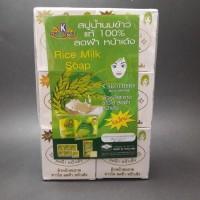 Sabun Beras Thailand K Brothers Soap Original 100%