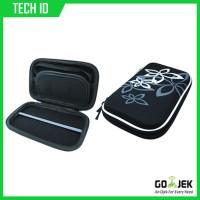 M Tech Hardcase Hard Disk / Power Bank Case Tas Hardisk