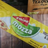 Emina Mozzarella & Cheddar Cheese Block (Repack 400gr)