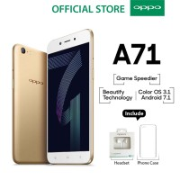 OPPO A71 2017 Smartphone AI Beauty 2GB/16GB
