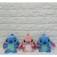 BONEKA STITCH STICH CUTE