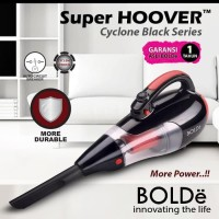 Vacuum Cleaner Super Hoover Cyclone Black Series Bolde