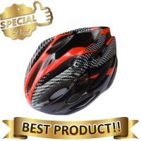 Helm Sepeda EPS Foam PVC Shell x10