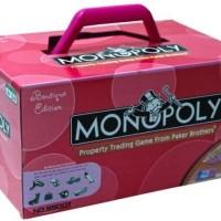MONOPOLI 55007 BOUTIQUE EDITION