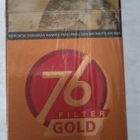 Rokok djarum 76 filter gold 12