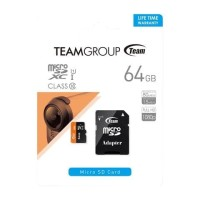 Micro sd Team Flash Card For Mobile UHS-1 R 80MB 64GB