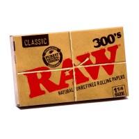 Jual Rolling paper Raw 300's + Tbk Strawberry Mint 3gr