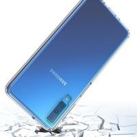 SAMSUNG GALAXY A7 2018 A750 HARD CASE SPIGEN ULTRA HYBRID SILICONE