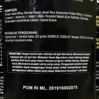 Nutrabolic Isobolic 5 lbs Whey Protein Isolate Murah Di Surabaya BPO