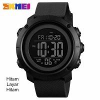 Jam Tangan Pria / SKMEI DG 1434 ABS Men / Jam Tangan Digital LED Ori
