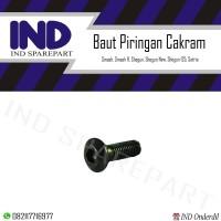 Baut-Baud Piringan Cakram Suzuki Shogun/Spin/Smash/Nex/Satria FU/RGR
