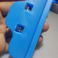 Penjepit LCD Touchscreen Lem Body