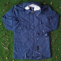 Original Adidas Storm Coat Parka Hoodie Winter Jaket Pria Murah Vespa