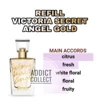 Parfum REFILL Victoria Secret Angel Gold BEST QUALITY 60ML