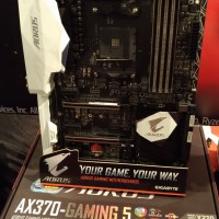 Gigabyte AX370 - Gaming 5 - AM4 AMD Ryzen