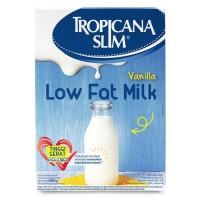 susu tropicana slim low fat rendah lemak 500 gr