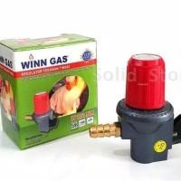 Winn gas regulator LPG tekanan tinggi high pressure w 181 nm