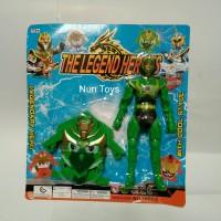 Mainan Legend Hero Ganwu Dan Hero Piece