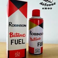 "Isi Gas Refill Korek Api Robinson Gas Buttane "" Self Defense Shop"""