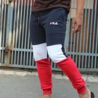 Celana Panjang Training Joggerpants FILA Grade Orginal