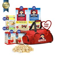 Quaker Sporty Package - Red