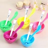 Masker Bowl Set - Mangkok Masker Wajah Kecantikan