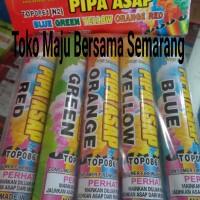 pipa asap N2 45 detik pcs / smoke bomb / smoke warna / pyro / flare