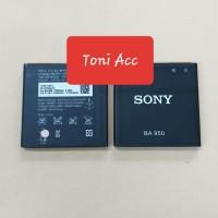 Batre / Batrai / Battery / Baterai Sony ZR / BA 950