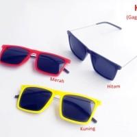 Sale Kacamata Anak Kotak Laki Laki Perempuan