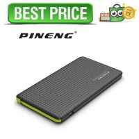 Pineng Power Bank Micro USB Cable 5000mAh - PN-952 - Hitam