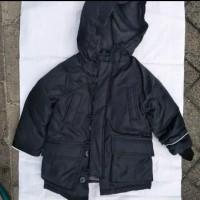 jaket anak hitam GAP kids original