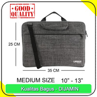 Tas Laptop | Softcase Netbook Notebook Ukuran 10 11 12 13 Inch