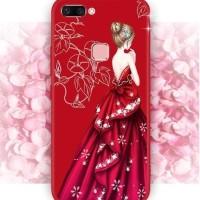 PROMO Fashion Gaun Case VIVO V7 V9 Y69 Y65 V5 Moto E4 PLUS NOKIA 8 LG