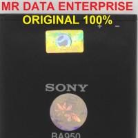 Baterai Sony BA950 BA-950 Original 100% BCbat1185