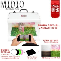 Portable Mini Photo Foto Studio Light Box MagicBox Midio Exclusive