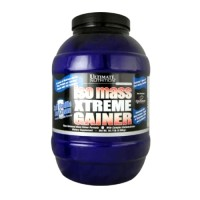 Iso Mass Xtreme Gainer 10 lbs ULTIMATE NUTRITION Isomass 10,11 lb 10,1