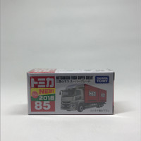 Tomica Die Cast 85 Mitsubishi Fuso Super Great with Sticker