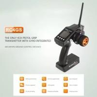 Remote RadioLink RC4GS 2.4G 4CH Transmitter R6FG Receiver Giro for Rc