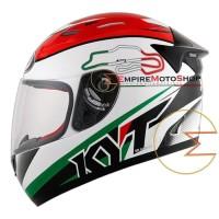 Helm KYT RC7 RC Seven Italy #15 24 nov 2018