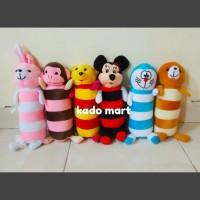 mainan boneka bantal guling baby anak karakter