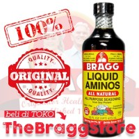 BRAGG LIQUID AMINOS 473 ML GLUTEN FREE