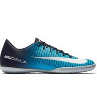 Sepatu Futsal Nike Mercurial X Victory VI IC Blue 831966-404 Original