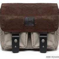 Tas Kamera Slempang Dslr Fashionable Honx Hnx-008 Khaki