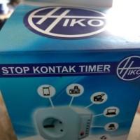 Stop Kontak Timer Hiko Best Seller