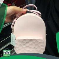 ONLY PINK Jelly bag miniso